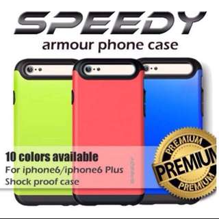 SPEEDY Armor Phone Case For iPhone 6/6S/6 Plus/ 6S Plus