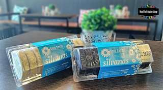 Silvanas by: Sans Rival Cakes & Pastries