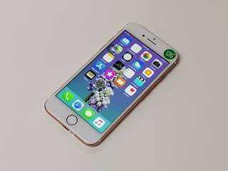 Iphone 7 128gb factory unlock rose gold