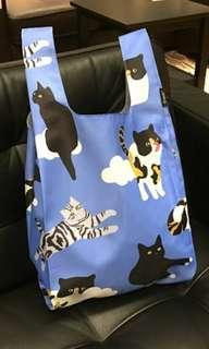 🐈🐺貓貓環保袋