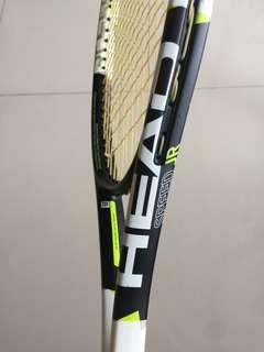 "Head graphene XT speed Djokovic 26"" Tennis Racket kids"