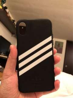🚚 iPhonex X adidas 正版手機殼