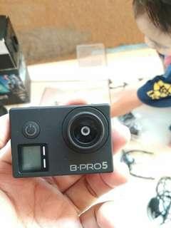 Kamera Bpro 5 alpha edition marks 2s