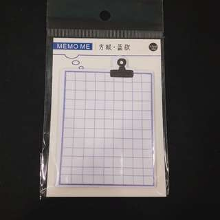 GRID STICKY NOTES