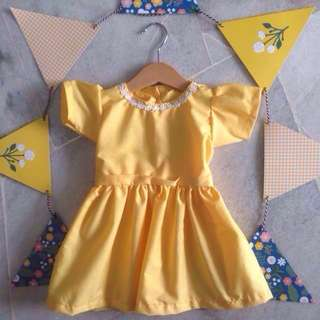 ‼️SALE‼️CHLOE BABY GIRL'S DRESS for (12 months - 18 months)