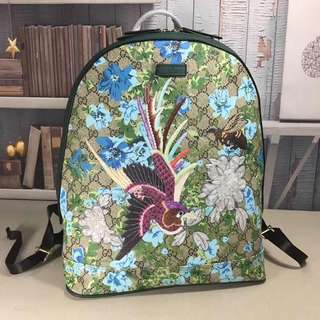 Gucci floral Backpack