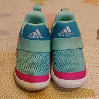 Limited Edition Adidas BABY / Infant RapidaZen Slip On Sneaker