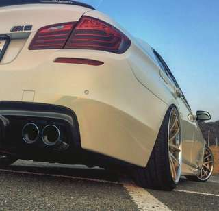 BMW 5 Series M5 Style Spoiler