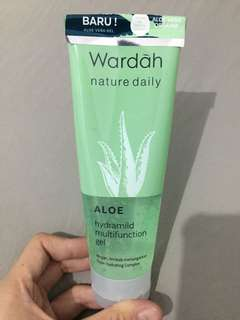Wardah nature daily Aloe hydramuld multifunction gel
