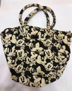 香港迪士尼 米奇老鼠袋