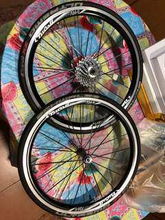 Tyrell AM-9 406 Wheelset
