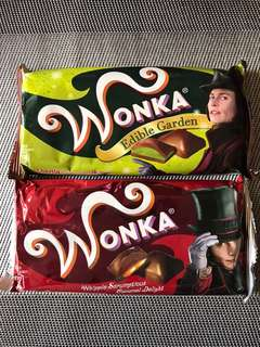 Wonka chocolates