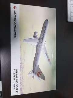 JAL Boeing 767 model