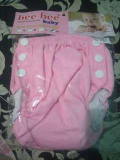 Cloth diapers ( pempers cuci )