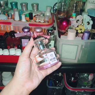 Perfume Collection: The Body Shop White Musk Parfum EDP