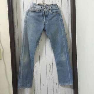 🚚 古著_Levi's 501 牛仔褲
