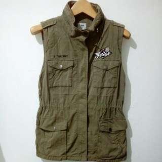 Jacket Army, Vest