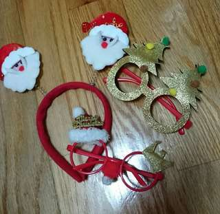 FREE小朋友Xmas 聖誕飾物