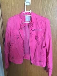 Lovely pink jacket