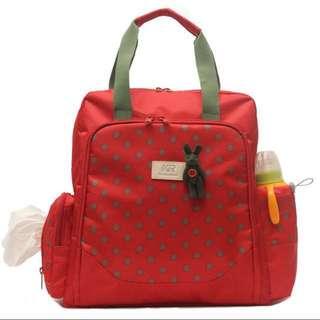 Korean design extra storage maternity bag