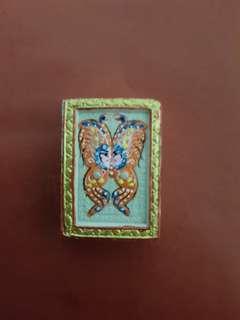Thai Amulet Mini Butterfly Salika