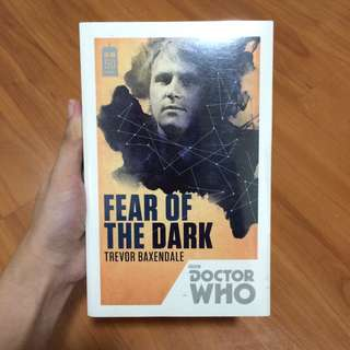 DOCTOR WHO 50TH ANNIVERSARY VOLUME 5: FEAR OF THE DARK