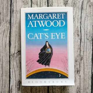 USED BOOK Cat's Eye
