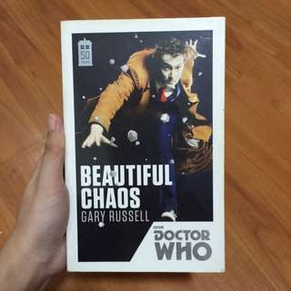 DOCTOR WHO 50TH ANNIVERSARY VOLUME 10: BEAUTIFUL CHAOS