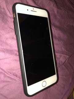 有保養 iPhone 7 Plus 128G 金色連配件