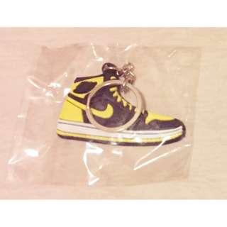 Keychain Air Jordan Shoes & Supreme