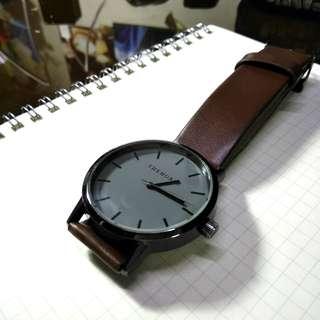皮帶手錶 二手新淨
