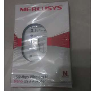 MERCUSYS - Nano 150Mbps  Wireless N -USB adapter