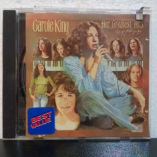 CD》Carole King- Her Greatest Hits