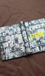 Growl repackaged album (korean ver)