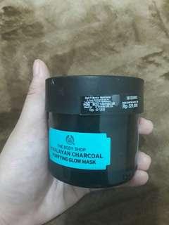 Masker Himalayan Charcoal