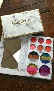 Glamierre rainbow eyeshadow