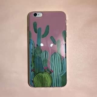BManila Cactus Phone Case   iPhone 6 Plus Case