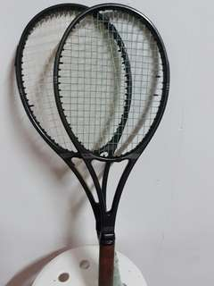 Tennis Racket graphite edge txe