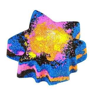 Stardust Bath Bomb by Wunderbath