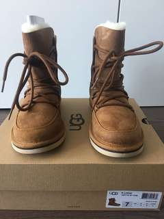 UGG brand new shearling boots Size 7