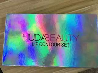 Huda beauty lip strobe set