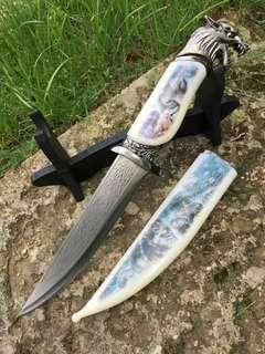 🚚 銀狐獵刀