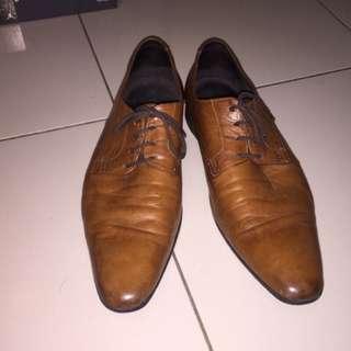訂製真皮皮鞋-適合US 10-10.5號