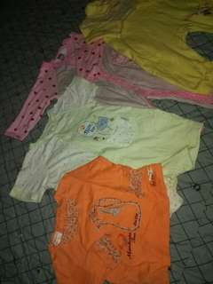 Kids apparel 4pcs