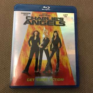 (CHEAPEST) Charlie's Angels Blu-ray