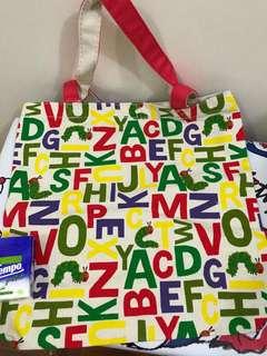 Tote Bag 字母