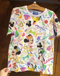 Disneysea japan tshirt original