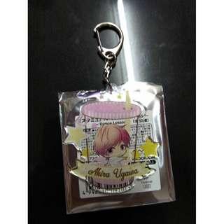 🌸High School Star Musical - Ugawa Akira - Acrylic Keychain - Keyholder - Star Mu Trading Acrylic Keychain-Dance Lesson-