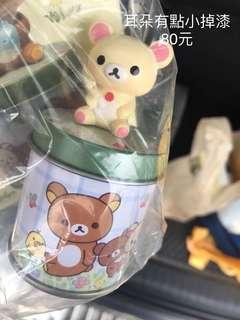 🚚 全新 日本正貨 景品 盒玩 食玩 拉拉熊 牛奶妹 小瑕疵