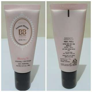 Preloved Etude House Precious Mineral Blooming Fit BB Cream Natural Beige